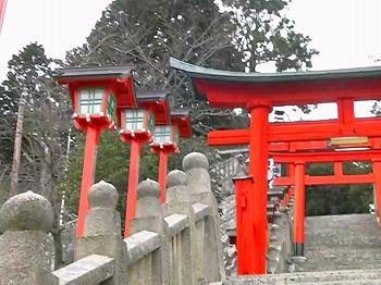稲生神社 様