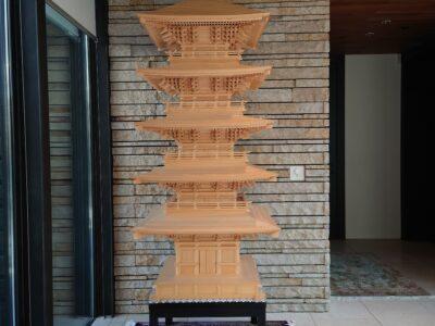 宗教団体千手の会 様(五重塔)